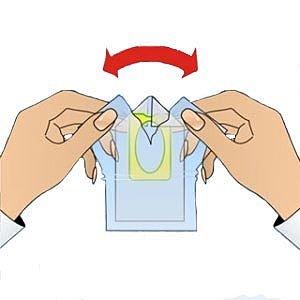 Как открыть мочеприемник