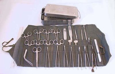 Инструменты медицинские