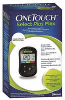 Глюкометр OneTouch Select® Plus Flex